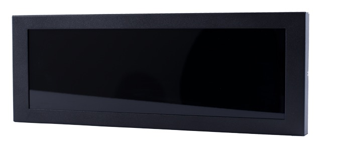 Ultra Wide Stretched Bar LCD For Point-of-Sale Display